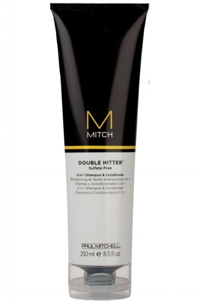 Mitch Double Hitter 2-in-1 Shampoo and Conditioner by Paul Mitchell - Luxury Perfumes Inc. -