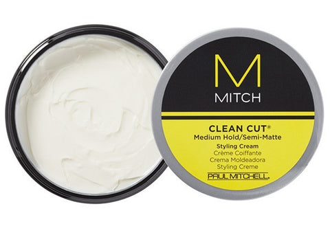Mitch Clean Cut Styling Cream by Paul Mitchell - Luxury Perfumes Inc. -