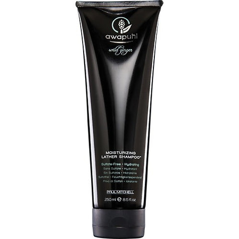 Awapuhi Wild Ginger Moisturizing Lather Shampoo by Paul Mitchell