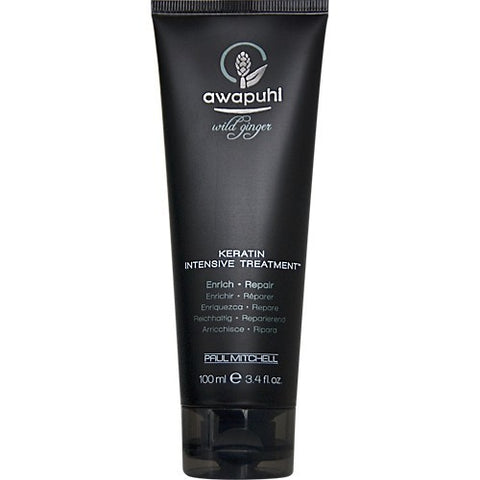 Awapuhi Wild Ginger Keratin Intensive Treatment by Paul Mitchell - Luxury Perfumes Inc. -