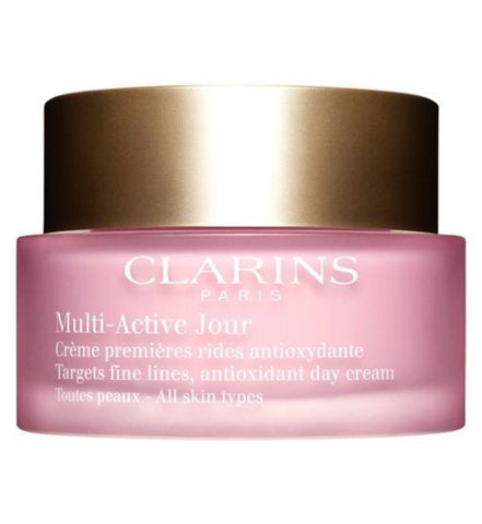 Clarins Multi-Active Day Cream by Clarins - Luxury Perfumes Inc. -