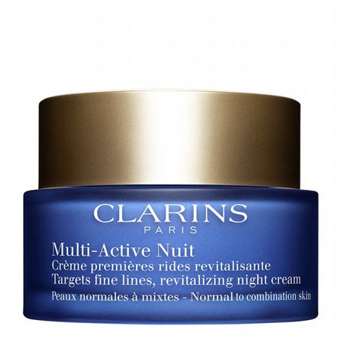 Clarins Multi-Active Night Cream by Clarins - Luxury Perfumes Inc. -