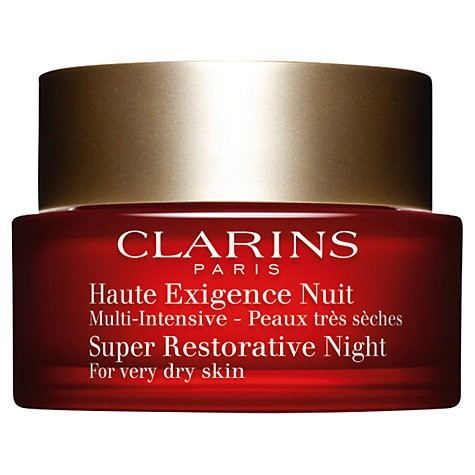 Clarins Super Restorative Night Wear by Clarins - Luxury Perfumes Inc. -