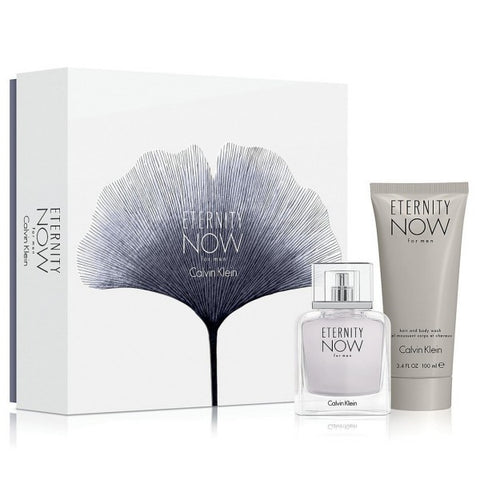 Eternity Now Gift Set by Calvin Klein - Luxury Perfumes Inc. -