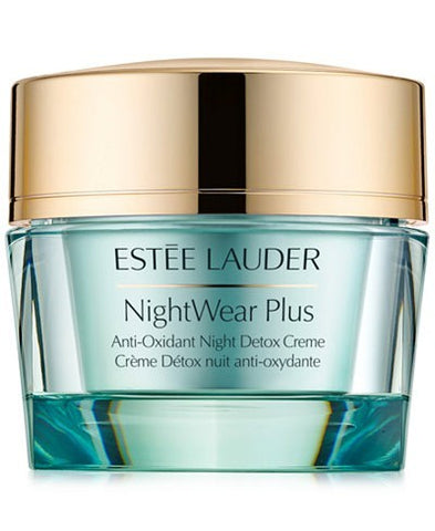 NightWear Plus Anti-Oxidant Night Detox Creme by Estee Lauder - Luxury Perfumes Inc. -