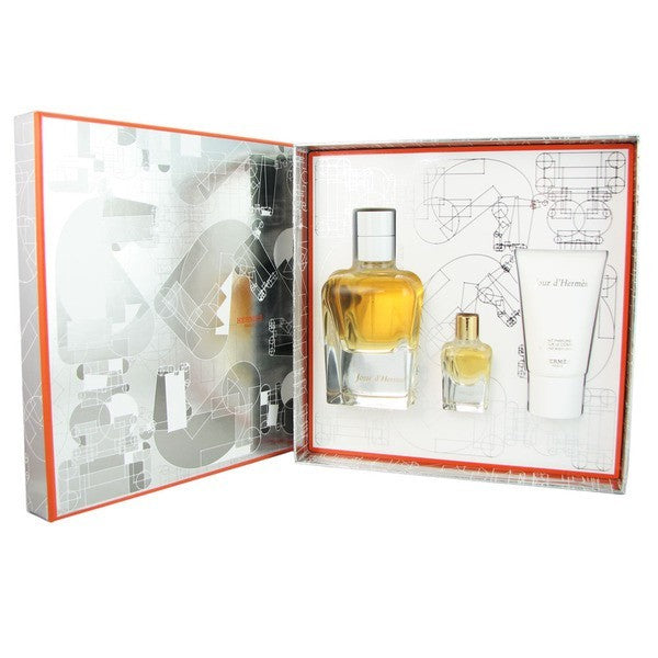 Jour d'Hermes Gift Set by Hermes - Luxury Perfumes Inc. -