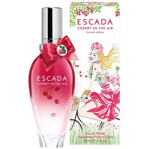 Cherry in the Air by Escada