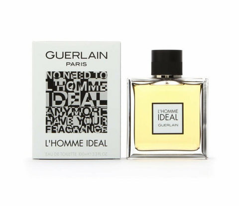 L'Homme Ideal by Guerlain - Luxury Perfumes Inc. -