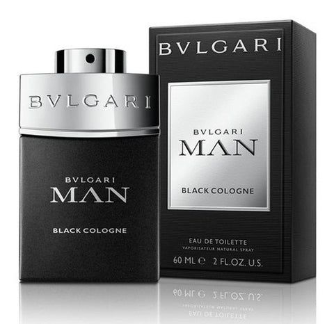 Bvlgari Man Black Cologne by Bvlgari - Luxury Perfumes Inc. -