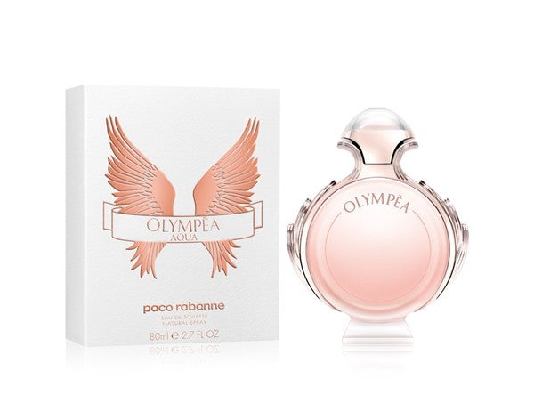 Olympea Aqua by Paco Rabanne - Luxury Perfumes Inc. -