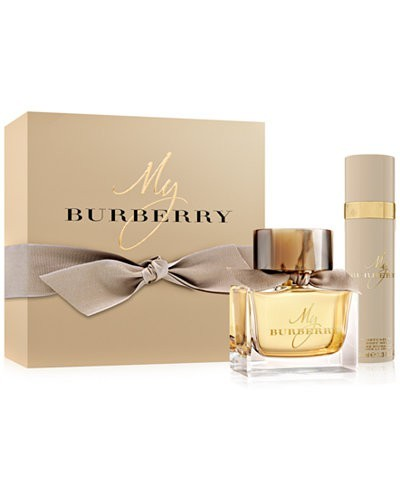 My Burberry Gift Set by Burberry - Luxury Perfumes Inc. -
