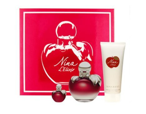 Nina L'Elixir Gift Set by Nina Ricci - Luxury Perfumes Inc. -