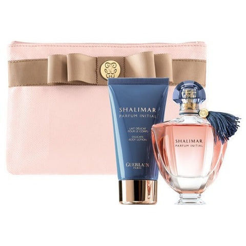 Shalimar Initial Gift Set by Guerlain - Luxury Perfumes Inc. -