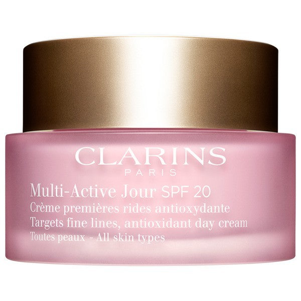 Clarins Multi-Active Day Cream Jour SPF 20 by Clarins - Luxury Perfumes Inc. -