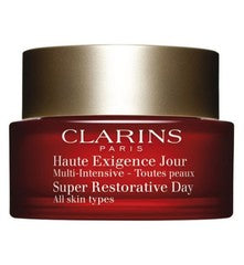 Clarins Super Restorative Day Cream by Clarins - Luxury Perfumes Inc. -