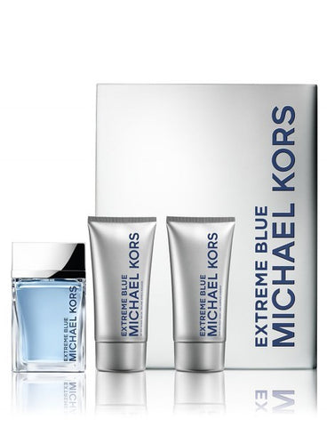 Extreme Blue Gift Set by Michael Kors - Luxury Perfumes Inc. -