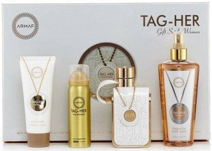 Tag Her Gift Set by Armaf
