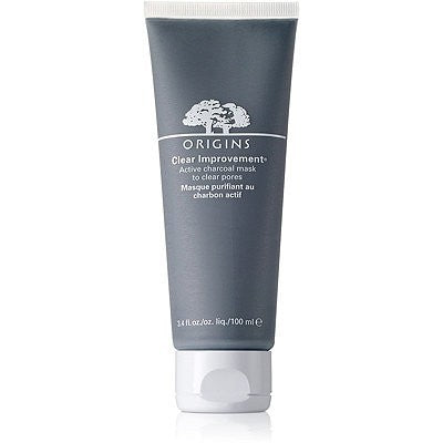 Origins Clear Improvement Active Charcoal Mask to Clear Pores by Origins - Luxury Perfumes Inc. -