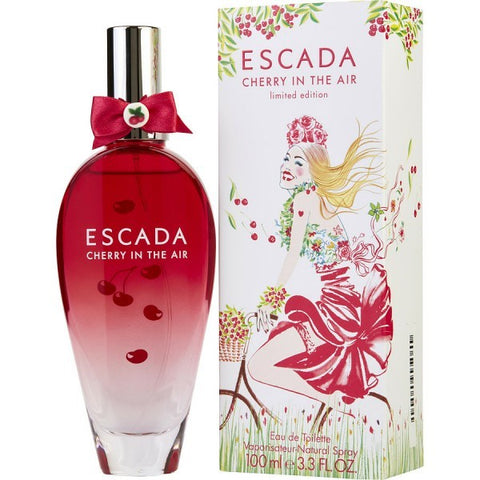 Cherry in the Air by Escada - Luxury Perfumes Inc. -