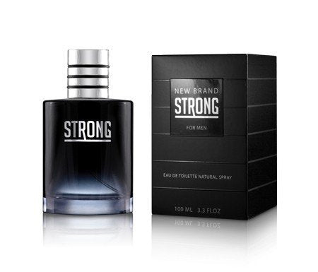 New Brand Strong by New Brand - Luxury Perfumes Inc. -