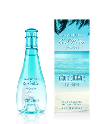 Cool Water Exotic Summer by Davidoff - Luxury Perfumes Inc. -