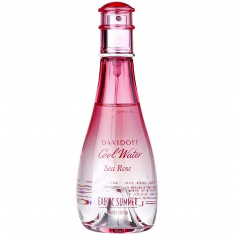 Cool Water Sea Rose Exotic Summer by Davidoff