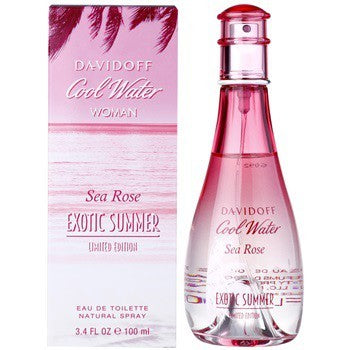 Cool Water Sea Rose Exotic Summer by Davidoff - Luxury Perfumes Inc. -