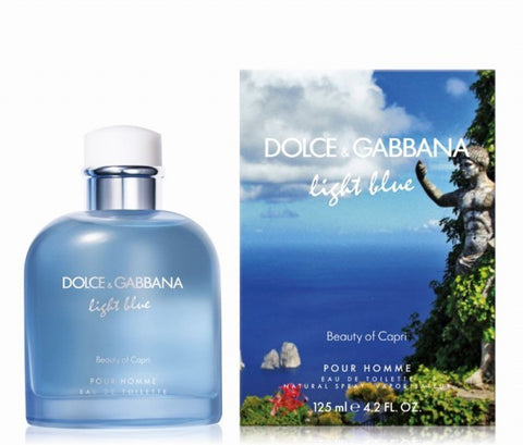 Light Blue Beauty of Capri by Dolce & Gabbana