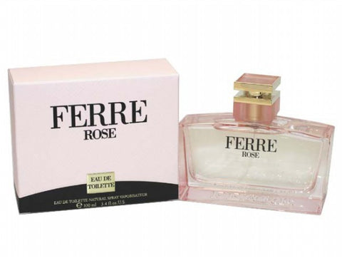 Ferre Rose by Gianfranco Ferre - Luxury Perfumes Inc. -