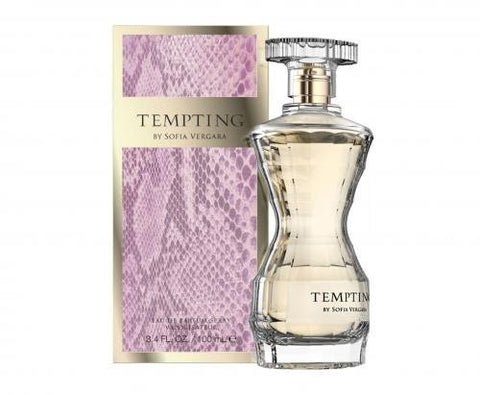 Tempting by Sofia Vergara - Luxury Perfumes Inc. -