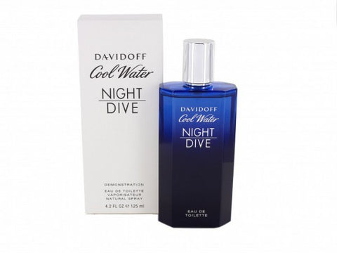 Cool Water Night Dive by Davidoff - Luxury Perfumes Inc. -