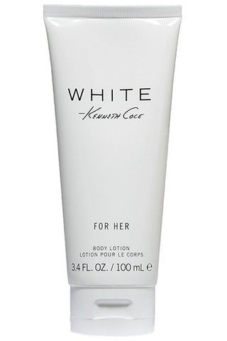 Kenneth Cole White Body Lotion by Kenneth Cole - Luxury Perfumes Inc. -