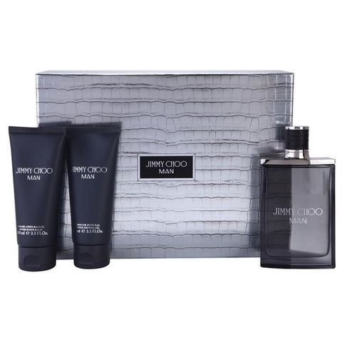 Jimmy Choo Man Gift Set by Jimmy Choo - Luxury Perfumes Inc. -