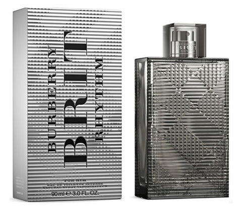 Brit Rhythm Intense by Burberry - Luxury Perfumes Inc. -