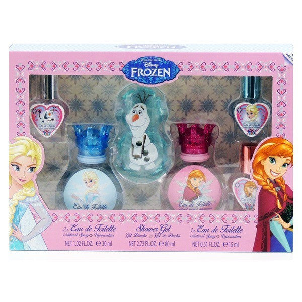Kids Frozen Gift Set by Disney - Luxury Perfumes Inc. -