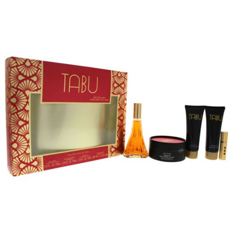 Tabu Gift Set by Dana - Luxury Perfumes Inc. -