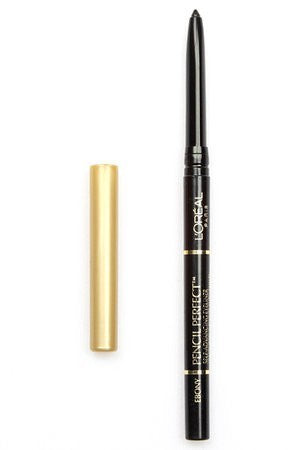 Pencil Perfect Self Advancing Eyeliner Ebony by L'oreal
