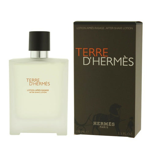 Terre d'Hermes After Shave Lotion by Hermes - Luxury Perfumes Inc. -