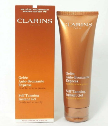 Self Tanning Instant Gel by Clarins - Luxury Perfumes Inc. -