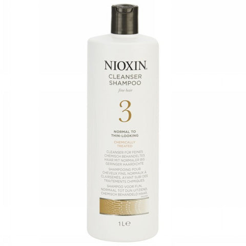 Nioxin System 3 Cleanser Shampoo by Nioxin - local boom123 -