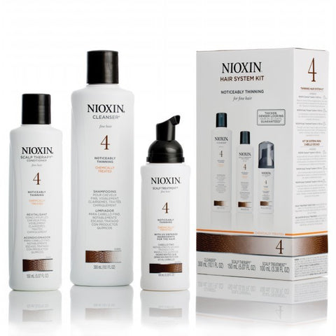 Nioxin System 4 Scalp and Hair Care Kit by Nioxin - Luxury Perfumes Inc. -