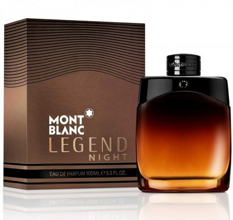 Legend Night by Mont Blanc - Luxury Perfumes Inc. -