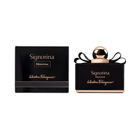 Signorina Misteriosa by Salvatore Ferragamo - Luxury Perfumes Inc. -