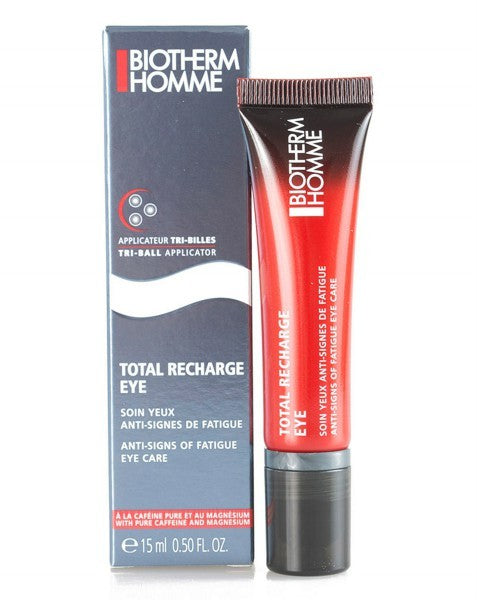 Biotherm Homme Total Recharge Eye by Biotherm - Luxury Perfumes Inc. -