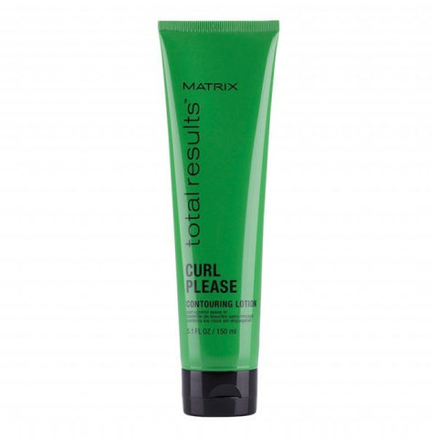 Matrix Total Results Curl Please Contouring Lotion by Matrix - Luxury Perfumes Inc. -