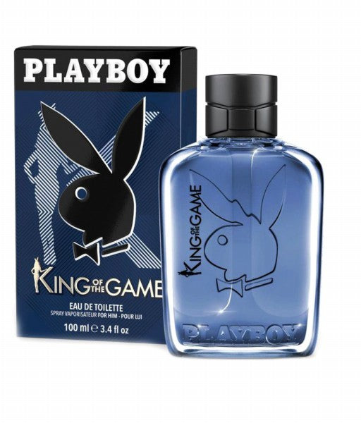 King of the Game by Playboy - Luxury Perfumes Inc. -