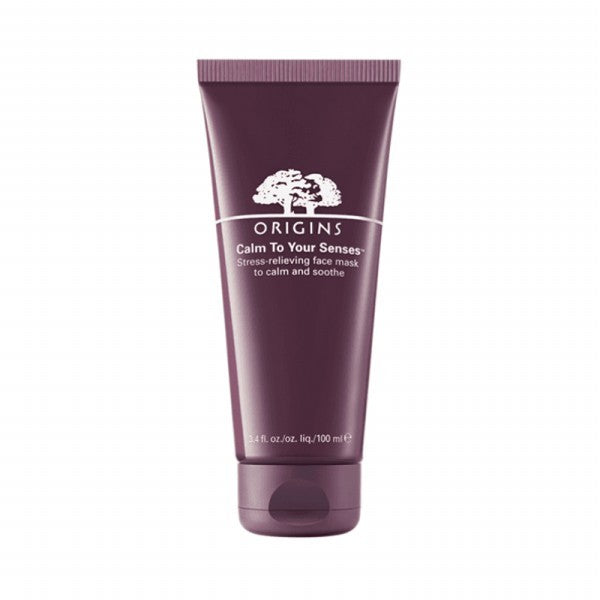 Calm to Your Senses Stress-Relieving Face Mask by Origins - Luxury Perfumes Inc. -