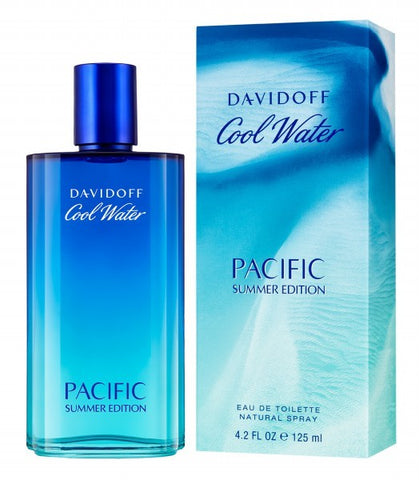 Cool Water Pacific Summer by Davidoff - Luxury Perfumes Inc. -