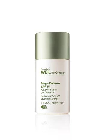 Dr. Andrew Weil for Origins Mega -Defense SPF 45 by Origins - Luxury Perfumes Inc. -