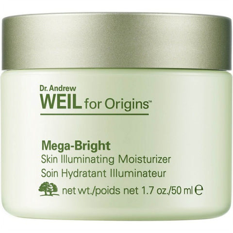 Dr. Andrew Weil for Origins Mega-Bright Skin Illuminating Moisturizer by Origins - Luxury Perfumes Inc. -